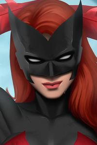 Batwoman Dc Comic Girl 5k