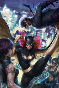Batwoman Fight