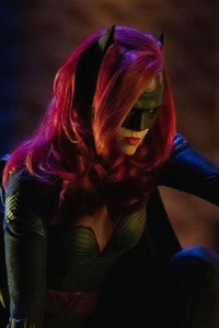 Batwoman In Elsewords Arrowverse