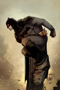 Batwoman Knight 4k