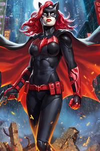 800x1280 Batwoman Knight
