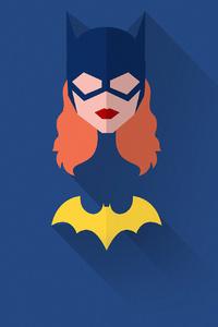 Batwoman Minimal Art