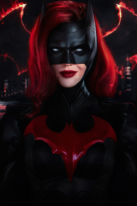 1080x1920 Batwoman Ruby Rose 2019