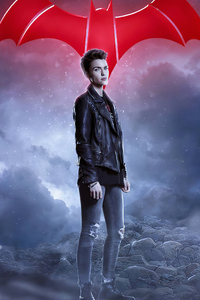 1125x2436 Batwoman Ruby Rose Tv Series New