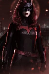 Batwoman Rubyrose