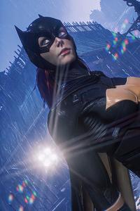 1280x2120 Batwoman Saving Life