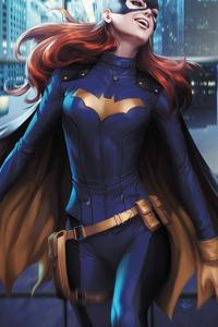 1440x2560 Batwoman Smiling