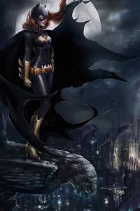 480x800 Batwomanart
