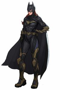 1125x2436 Batwomanart4k