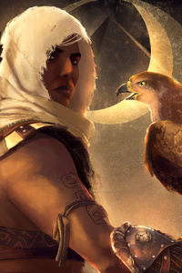 Bayek And Senu