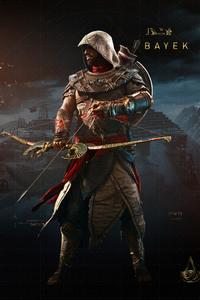 Bayek Assassins Creed Origins 8k