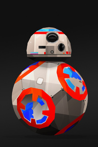 BB8 Abstract Art