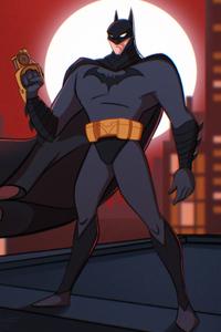 720x1280 Be Aware Now Batman