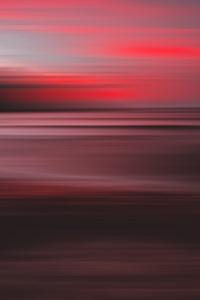 Beach Nature Sunrise Color 5k