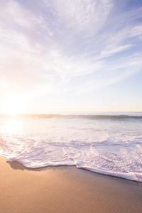 Beach Seashore Sunrise 5k