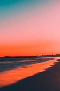 Beach Sunset 5k