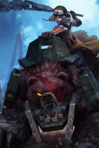 Bear League Of Legends