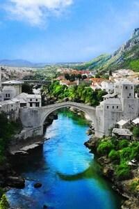 Beautiful City Bridge