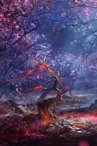 Beautiful Forest Art
