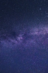 1080x2280 Beautiful Galaxy View 5k