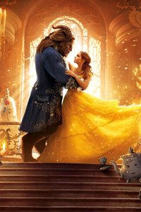 Beauty And The Beast 8k