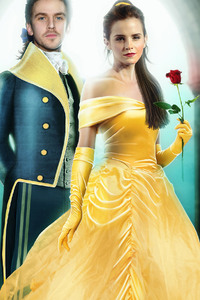 Beauty And The Beast Dan Stevens Emma Watson