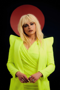 720x1280 Bebe Rexha Benjamin Askinas Photoshoot For Notion Magazine 4k