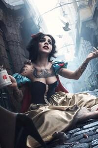 Beggar Fantasy Girl