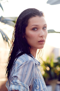 Bella Hadid GQ 2017 Photoshoot