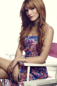 Bella Thorne 5k Elle Photoshoot