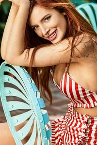 320x568 Bella Thorne Shape Magazine 2020