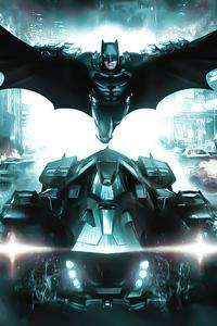 Ben Affleck Batman 4k