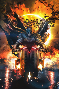320x480 Ben Affleck In Flash Movie 5k