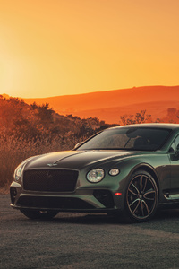 1440x2960 Bentley 2020 Continental GT V8