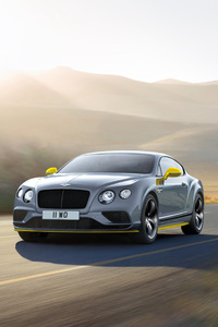 Bentley Continental 2018