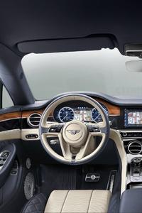 Bentley Continental GT 2017 Interior