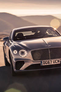 Bentley Continental GT 4k 2018