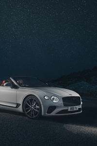 Bentley Continental GT Convertible 2019 4k