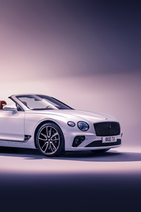 Bentley Continental GT Convertible 2019