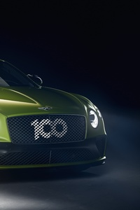 800x1280 Bentley Continental GT Limited Edition Pikes Peak 8k