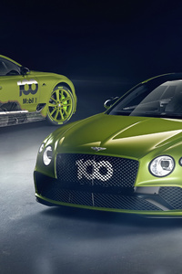 800x1280 Bentley Continental GT Limited Edition Pikes Peak