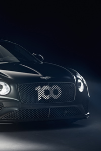 1440x2560 Bentley Continental GT Pikes Peak 2019 8k