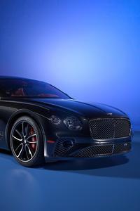 1280x2120 Bentley Continental GT Studio Shoot