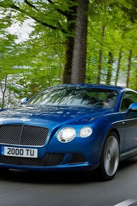 240x320 Bentley Continental GT