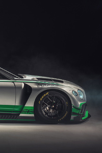 Bentley Continental GT3 2018 4k