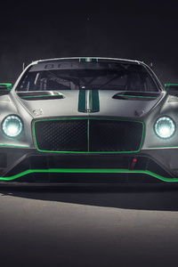 Bentley Continental GT3 2018 Front
