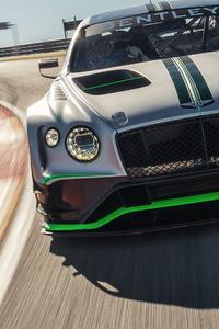 Bentley Continental GT3 Front
