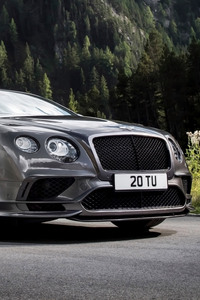 640x1136 Bentley Continental Supersports 2018