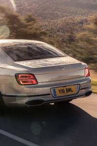 Bentley Flying Spur Blackline 2020 5k