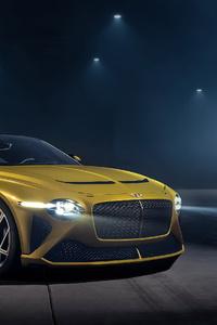 Bentley Mulliner Bacalar 2020 4k